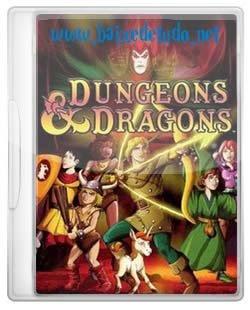Baixar   Caverna do Dragão 1ª Temporada Completa Dublada