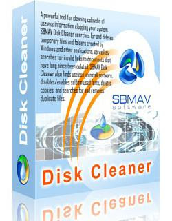 Download - SBMAV Disk Cleaner 2009 3.33