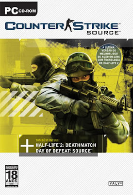 Download - Counter Strike Source - Pc Completo