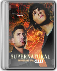 Baixar  Download Supernatural 4ª Temporada   Rmvb   Legendado