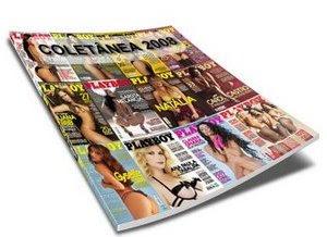 Coletânea Playboy Brasil - 2008
