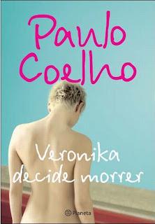 Livro - Veronika Decide Morrer – Paulo Coelho