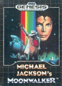 Game Michael Jackson's Moonwalker