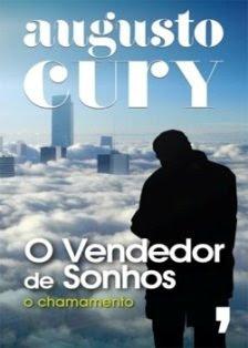 Livro   O Vendedor de Sonhos  Augusto Cury