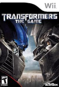 Download Transformers the Game [Wii]