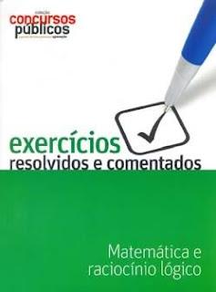 E-book - Matemática e Raciocínio Lógico