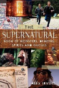 Supernatural   Livros dos Monstros, Espíritos, Demônios e Ghouls