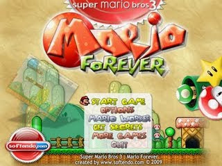 Download - Mario Forever 5.8b (PC)