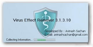 Download - Virus Effect Remover 3.1.3.10