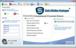 Download   iSafe AllInOne Keylogger 1.5.9