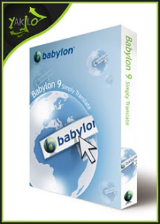 Babylon Pro 9 download baixar torrent