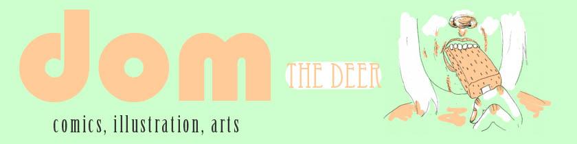 dom the deer