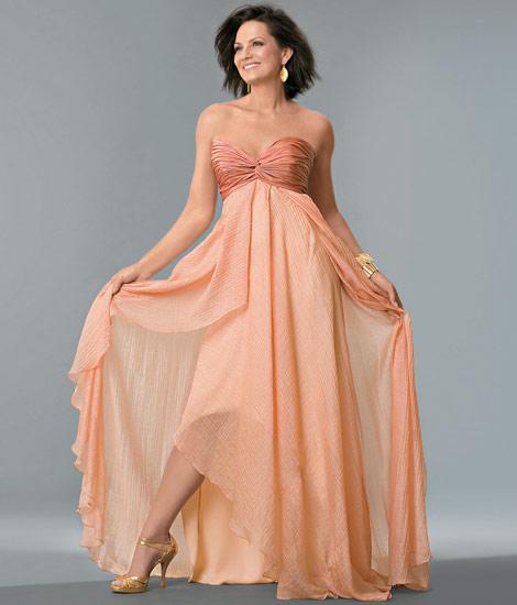 Сшить вечерние длинные платья