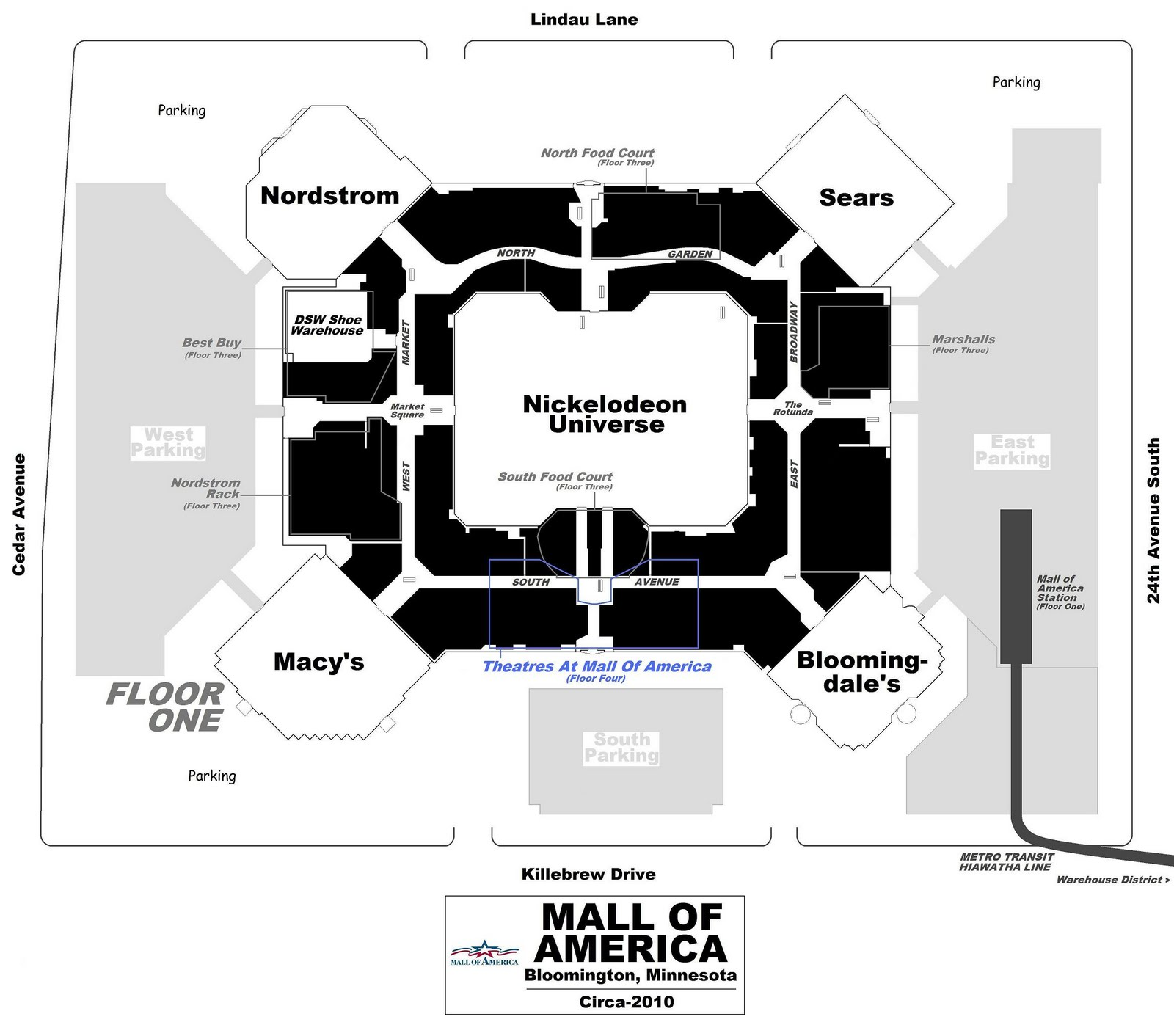 map of mall of america layout happy memorial day 2014