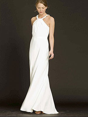 Wedding gown picture simple 39 n cute wedding dresses for Consignment wedding dresses los angeles