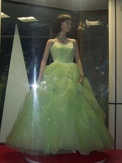 Wedding Gown Picture Beautiful Green Wedding Gown