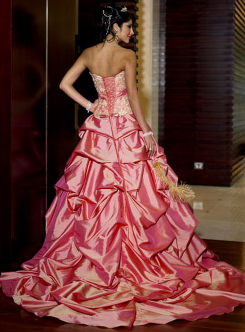 best wedding planing pink wedding dresses pink wedding dresses