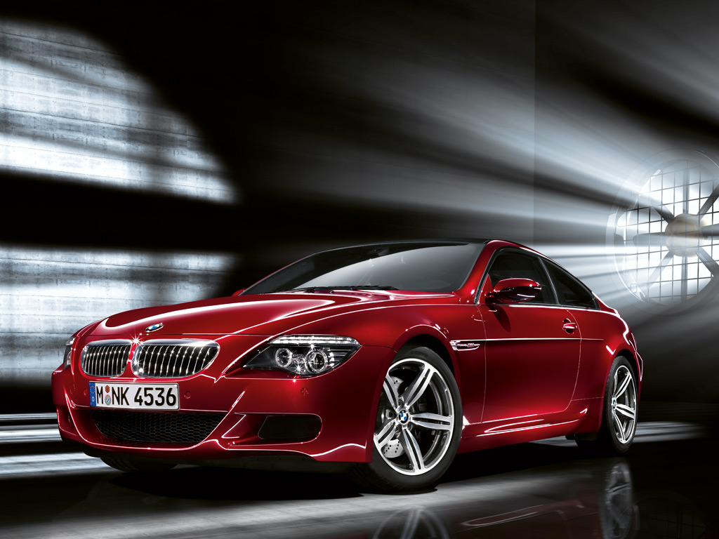 Hot Cars The Amazing Of 2008 Bmw M6 Red Edition