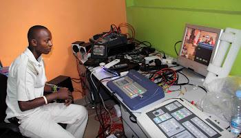 Editor wangu Sudi Akiwa Kazini