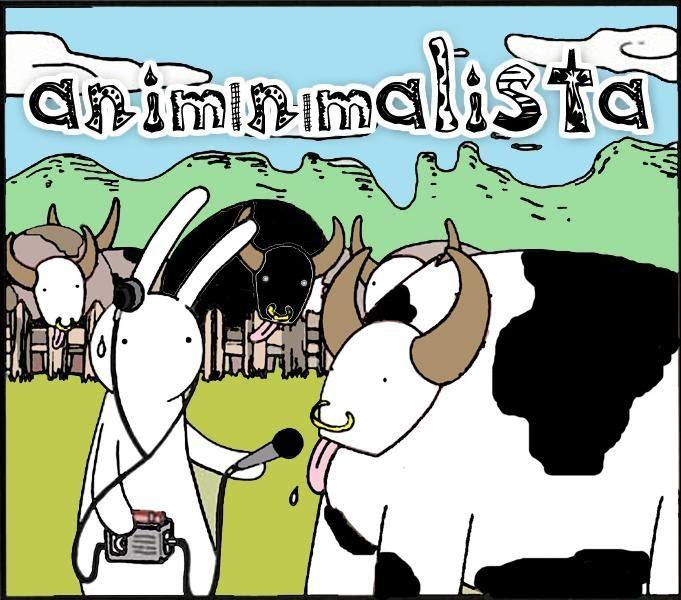 Animal liberation front per animinimalista - Front de liberation des nains de jardins ...