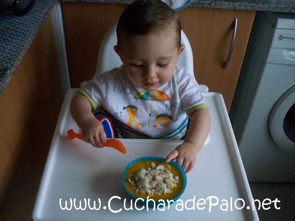 Cuchara de palo c mo combinar comidas y cenas variadas sin tener que cocinar cada d a para - Cenas para bebes de 15 meses ...