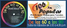 Programa radial De los 60 a los 90