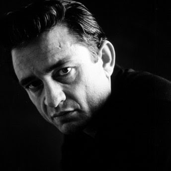johnny cash headshot