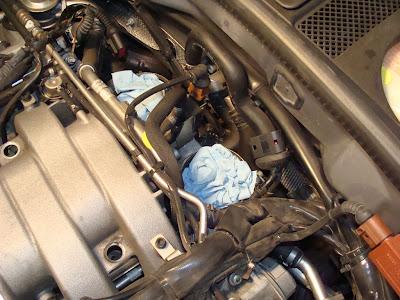 Racing And Motorsports Blog Audi Rs6 Replacing Vacuum Lines