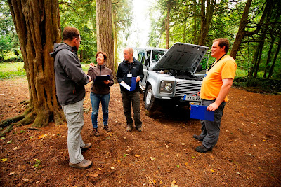 Land Rover Biosphere Expedition - Go Beyond the Everyday