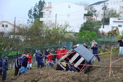 Extreme Trial 4x4 de Sobral de Monte Agraço 2010