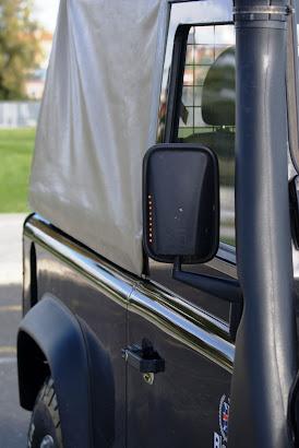 Land Rover Defender Black Edition by António Larangeira