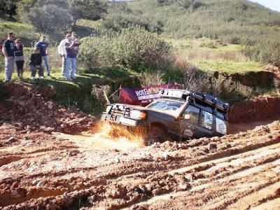 5º Encontro Land Rover Algarve 2010 pela Xelb Land