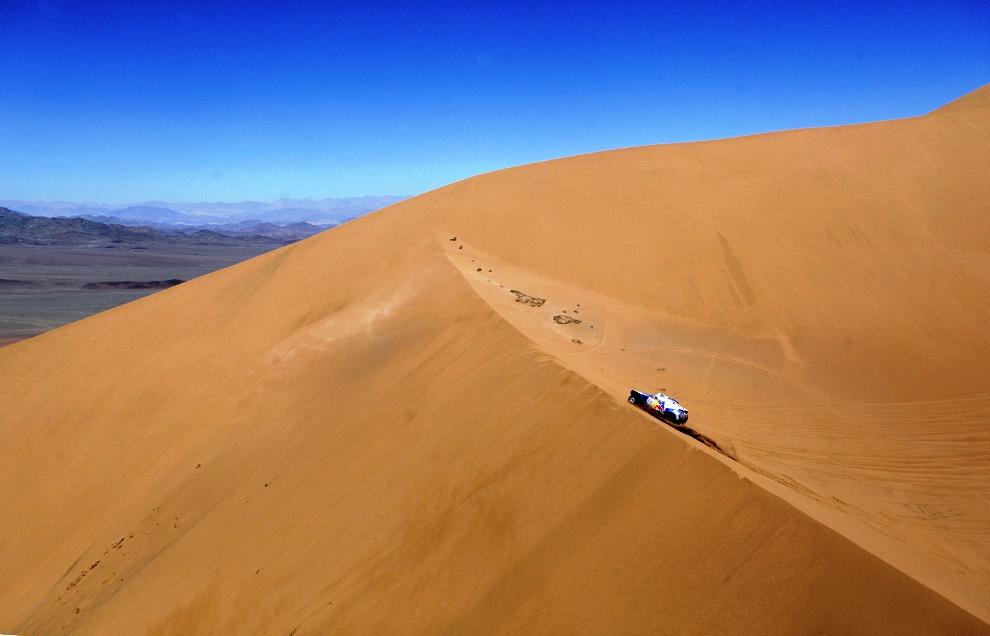Rally Dakar 2011