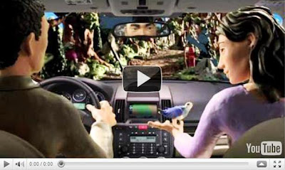 Land Rover Freelander 2011 - Mundo de Plasticina