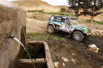 África Race 2011 Açores TT Team