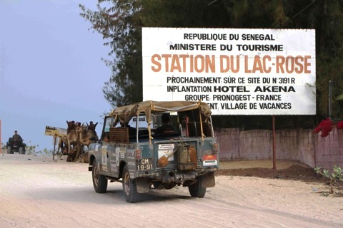 Afroteam chegou a Bamako!