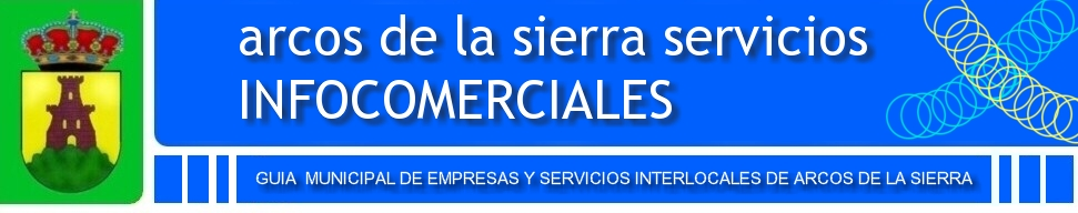 ► ARCOS DE LA SIERRA WEB SERVICIOS
