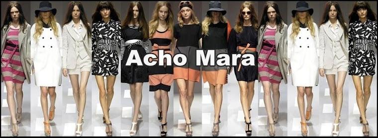 Acho Mara.