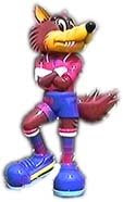 Cerezo's official mascot Roby-kun