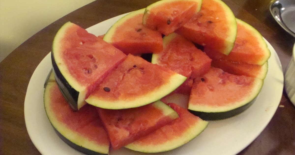 I Like to Eat: Tequila-Soaked Watermelon Slices