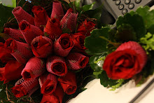 Red Rose Hand Bouquet