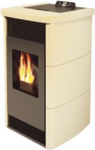 Caldaie e condizionatori a risparmio energetico stufe pellet - Stufe a pellet per termosifoni e acqua calda ...