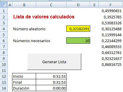 Excelavanzado listado de valores con macro hemos tomado tiempos para determinar el sistema ms rpido y gana de forma abrumadora el de la hoja6 para 1000 datos generados los tiempos thecheapjerseys Gallery