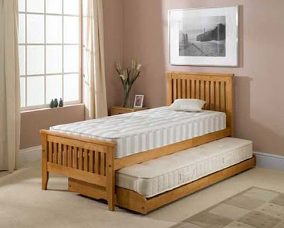 Dreamworks Olivia Guest Bed from Furniture 123