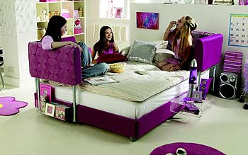 Teen Beds bunk beds for small rooms - bing images | rooms | pinterest | bunk
