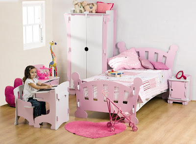 Kids Klub children's bedroom furniture from Furniture 123