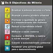 Os 8 Objecivos para o Milénio
