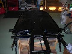 POR-15 Floor Pan