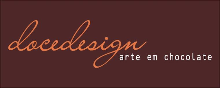 Doce Design - Arte em Chocolate