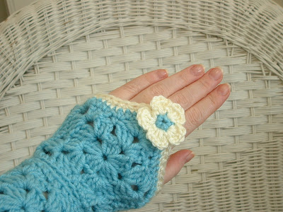 Crochet Geek - Free Instructions and Patterns: Crochet Fingerless